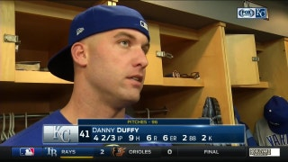 Duffy on balk: 'It was not a good call'