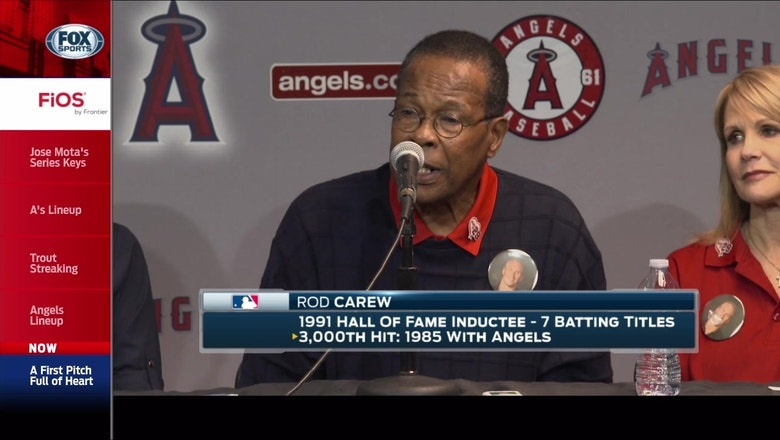 Rod Carew: I hope people understand the importance of organ donation