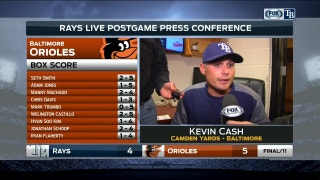 Kevin Cash trying to focus on positives after loss