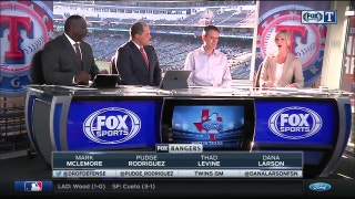 Rangers LIve: Thad Levine joins the crew