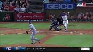 Highlights: D-backs offensive onslaught continues