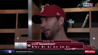 Waino: 'Our offense did an outstanding job early'