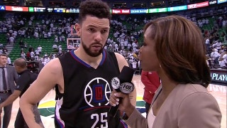 Austin Rivers says his team 'just had to have resilience' in Game 6 win