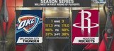Thunder LIve: Game 1 Preview | OKC at HOU