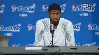 PG: Pacers must approach series with idea they can win it