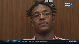 A dejected Myles Turner on Pacers' collapse against Cavs