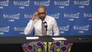 David Fizdale on Game 3 win against Spurs