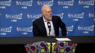 Popovich: 'We were out on a picnic someplace, I don't know'