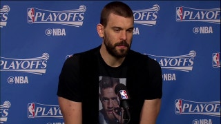 Marc Gasol talks Grizzlies Game 3 win over San Antonio