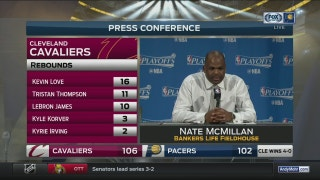 McMillan on Pacers building off season: 'We can and we will be better'