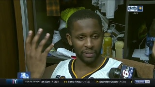 No morale victories: Miles disappointed in ending of Pacers' season