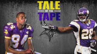 Tale of the Tape: Moss vs. Peterson