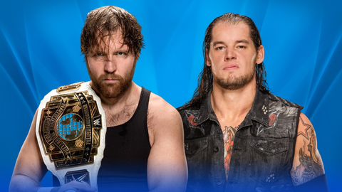 Dean Ambrose vs. Baron Corbin for the Intercontinental Championship