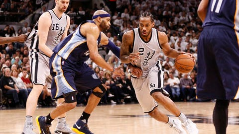 Kawhi is far more aggressive this year and better at converting free throw opportunities
