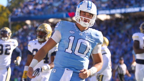 Trubisky hasn't shown he has No. 1 ability