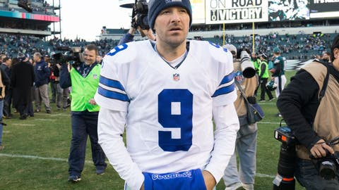 Romo didn't love football enough