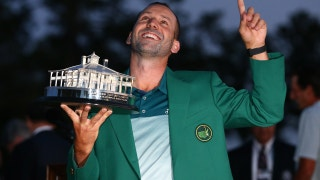Finally! Sergio Garcia's major Masters moment was worth the (very long) wait