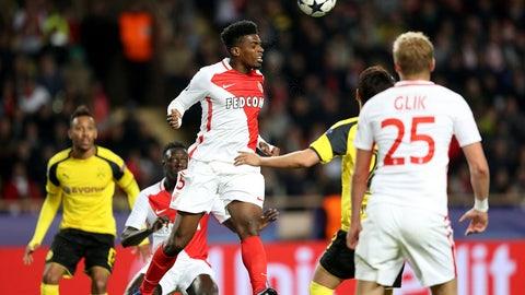 Kudos to Monaco's defense