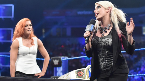 Fox Sports: Do you think SmackDown was the right show for you to start your career on the main roster?