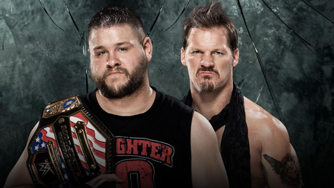 Kevin Owens vs. Chris Jericho for the United States Championship
