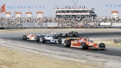 3. 1981 Spanish GP