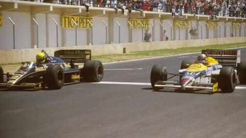 5. 1986 Spanish GP