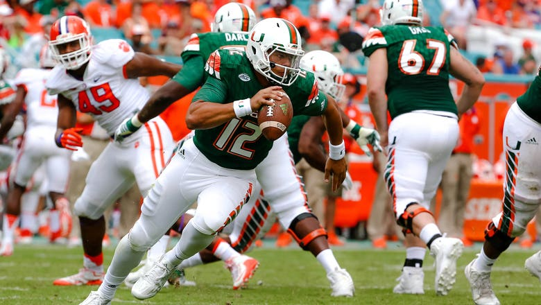 Miami Football: What We Know About Hurricanes QB Battle After Spring Game