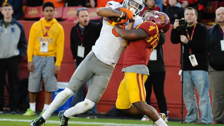 Oklahoma State Football: Marcell Ateman's return is bad news for rest of Big 12