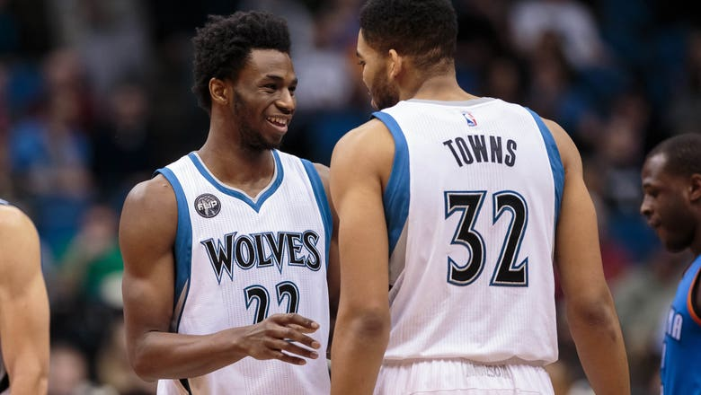 Karl-Anthony Towns And Andrew Wiggins Are The Next Shaq And Kobe