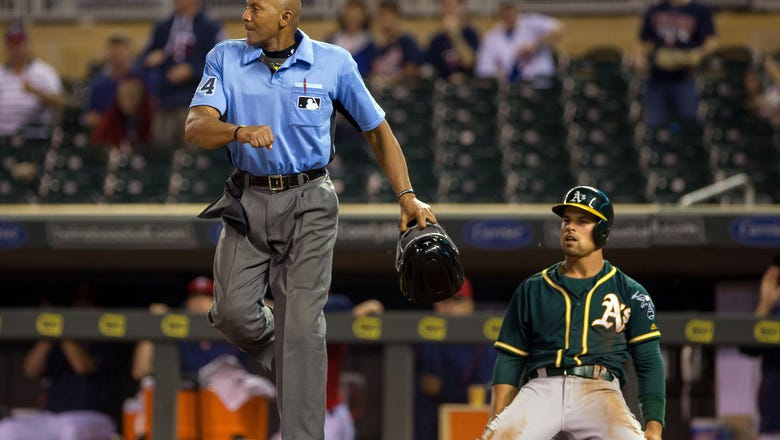 CB Bucknor Makes a Strong Case for Auto-Strike Zone