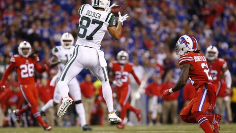 September 10: New York Jets at Buffalo Bills, 1 p.m. ET