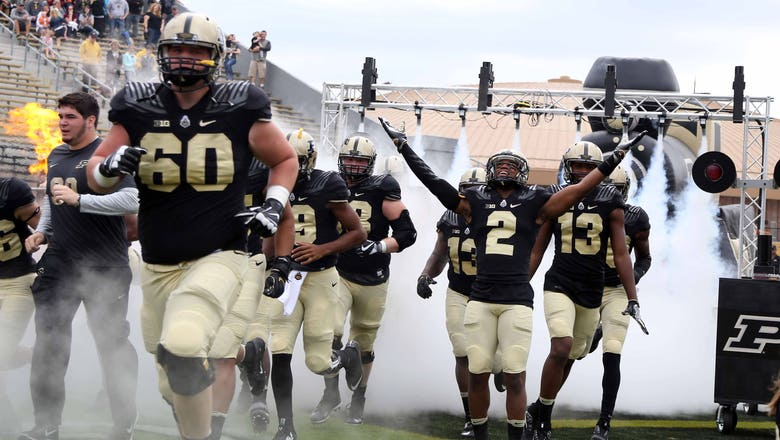 Purdue Football: Andy Chelf recovering after being shot Sunday