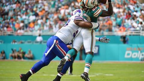 December 31: Buffalo Bills at Miami Dolphins, 1 p.m. ET