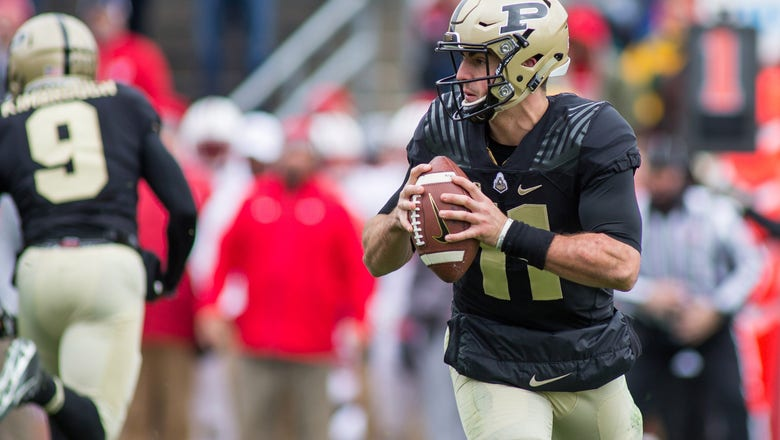 Purdue Football: Notes, observations from 2017 spring game