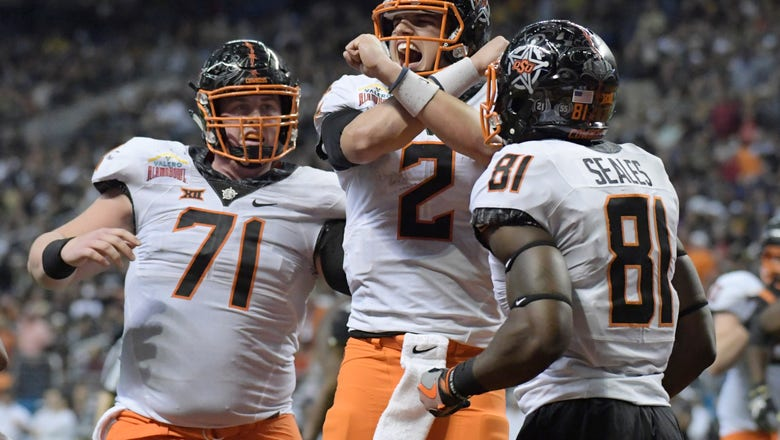 Oklahoma State Football: 5 reasons Mason Rudolph could win the 2017 Heisman Trophy