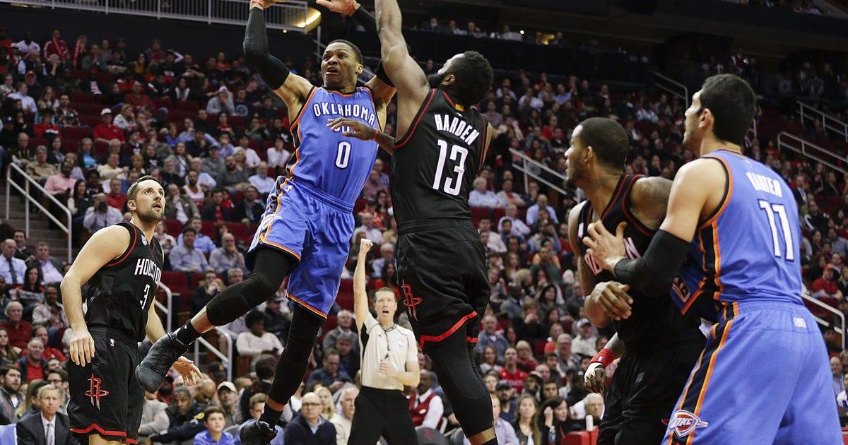 Rockets Vs Thunder Nba Playoffs 2017 Schedule | Autos Post