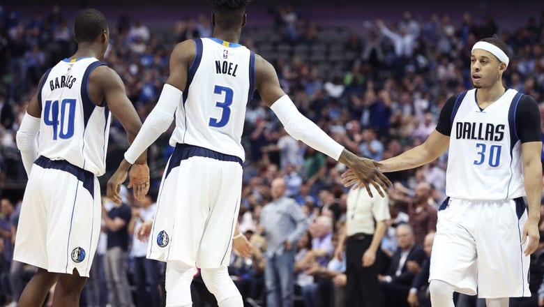 Dallas Mavericks: The Youth Transition Is Finally Beginning