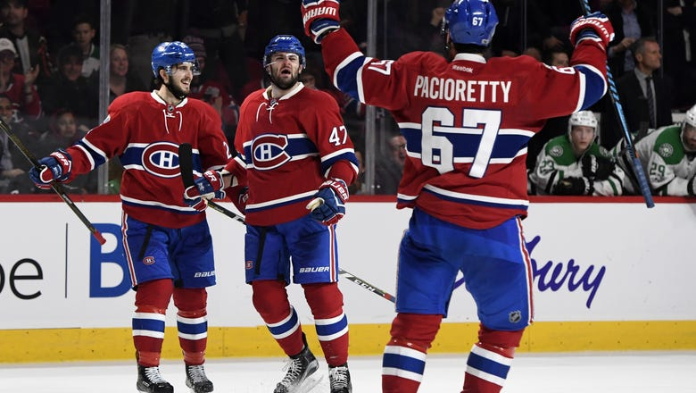 Montreal Canadiens' Radulov Reviving NHL Career Prior to Free Agency