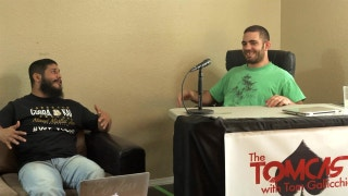 Tom Gallicchio and Joe Stevenson talk TUF