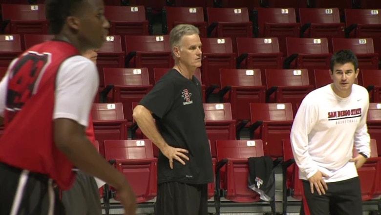 Brian Dutcher on the future of Aztecs basketball