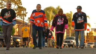 Hockey fans in San Diego are in full playoff mode with the Gulls