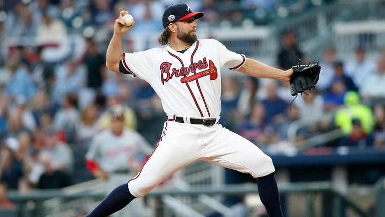Braves LIVE To Go: R.A. Dickey strong, but Braves fall to Nationals