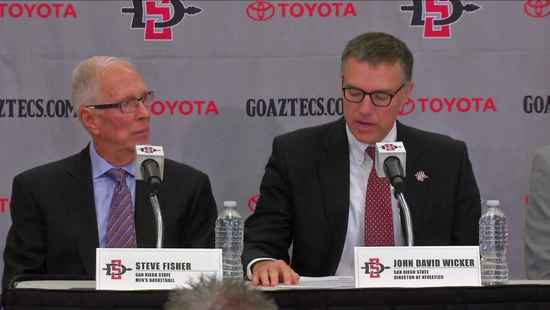 Quick Hits: Steve Fisher retires from San Diego State