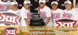Big 12 Update: Previewing Big 12 Women's Golf Championship