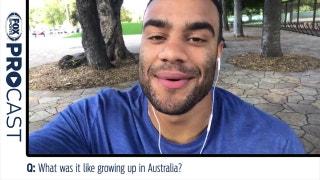Solomon Thomas on Growing Up in Australia   PROcast