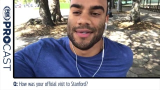 Solomon Thomas on his Official Visits | PROcast