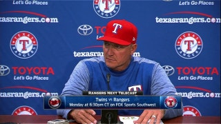 Banister on Darvish: 'He was extremely sharp'