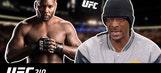 Anthony Johnson through the eyes of Snoop Dogg | UFC 210