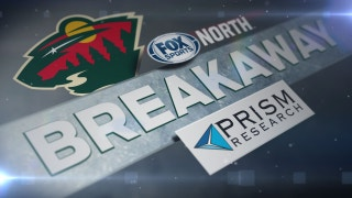 Wild Breakaway: Bounces finally go Minnesota's way in Game 4