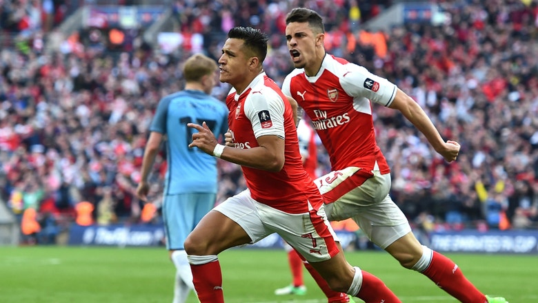 EPL Notes: Arsenal tops City in FA Cup semi, Spurs collapse in crunch time, more